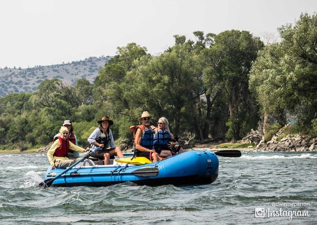 mikayla_guiding_the_raft
